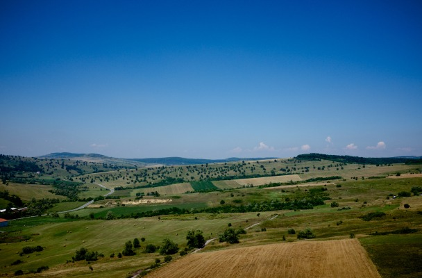 De heuvels van Hâtribaciu/ © Nca.Ncu